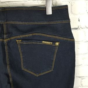 NYGARD   luxe denim flare stretch jegging jeans